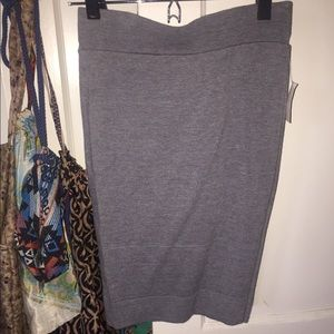 Pencil style skirt super soft and stretchy